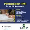 Tax Deduction Account Number (tan) Registration
