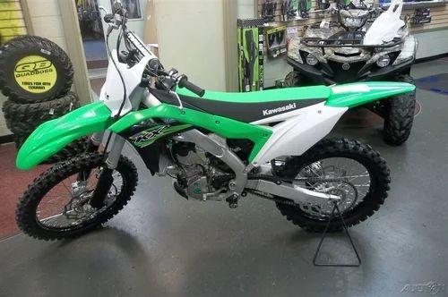 Yamaha Yz250 Yz 250 2 Stroke Dirt Bike & Kawasaki KX250F KX250 Dirt