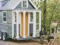 Budget Tiny Wood House