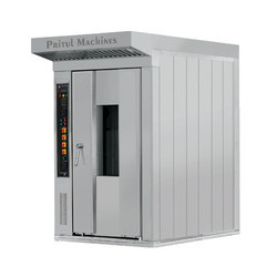 1025FH Single Trolley Bakery Oven