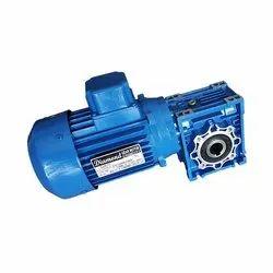 Diamond Three Phase Worm Geared Motor, Voltage: 220-440 V Ac, 1-400 Rpm