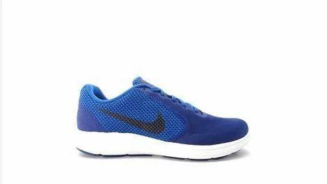 Nike Party Wear, Royal Blue Shoe, Size