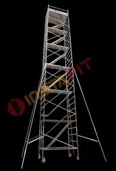 Aluminium Scaffolding Climbing Ladders