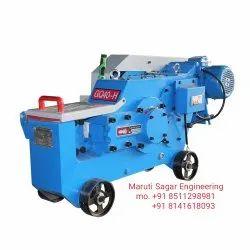Semi Automatic TMT Bar Cutting Machine.