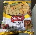 Light Yellow Salty Surya Moong Masala Papad