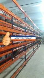 Mild Steel Color Coated Heavy Storage Racks for Warehouse