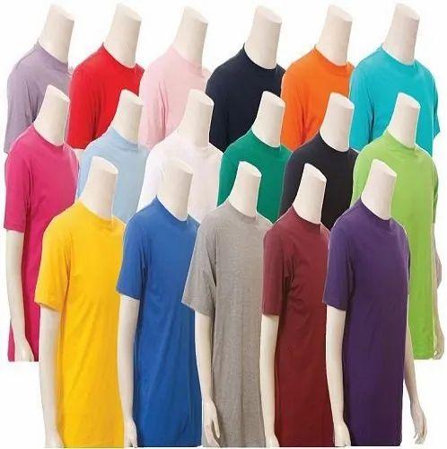 b619721dc Promotional T-shirts - Promotional Round Neck T-Shirt- Basic Promo ...