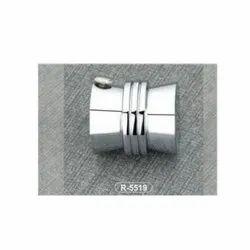 Damru Shape Aluminium Curtain Bracket