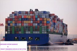 Container Clearance & Freight Forwarding