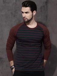 New Stylish Full Sleeve Mens T-Shirts