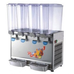 4 Tanks Juice Dispenser