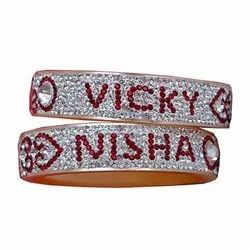 Wedding Name Bangles