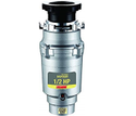 FOOD WASTE DISPOSER-STANDARD 1/2 HP