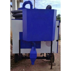 Mobile Pneumatic Grain Conveying System