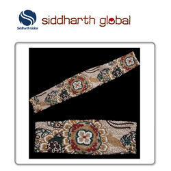 Multicolor Ladies Beaded Hand Embroidered Belts