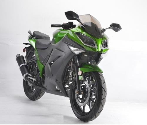 2018 Venom X22 Gt Street Legal 125cc Ninja Motorcycle on