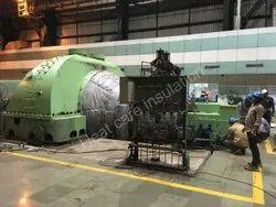 Turbine Insulation Cover