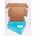 Corrugated Printed Packaging Box , Material : Virgin Craft