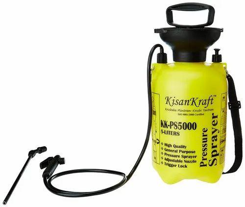 Kisankraft Manual 5 Ltr Pressure Sprayer KK-PS-5000