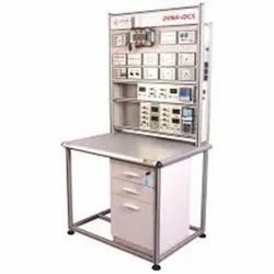 Industrial / DCS / SCADA Trainer with Wireless Intelligent Controller