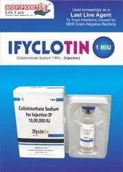 Colistimethate Sodium 1000000 I.U
