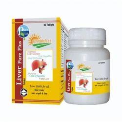 Liver Pure Plus Tablets Franchise