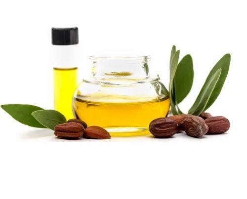 Jojoba Oil, Simmondsia Chinensis Oil, जॉबोबा का तेल, जोजोबा ऑयल, जोजोबा का  तेल in Sector 80, Noida , Kanta Enterprises Private Limited   ID: 3727629691