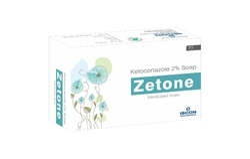 Zetone Soap 75 gm( Ketoconazole 2.0% )