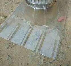 Polycarbonate Ventilator bottam base