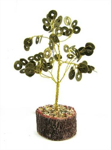 Jps Retail Feng Shui Money Coin Tree For Wealth And Success