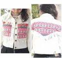 Ladies Embroidered Jacket