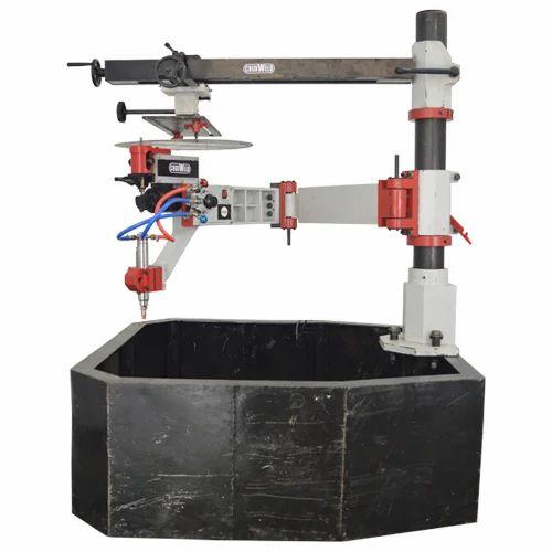 Pillar Mounted Heavy Duty Profile Gas Cutting Machine, Text, Rs 168000  /piece | ID: 17666347162