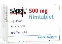 Vigabatrin Sabril 500Mg Tablet