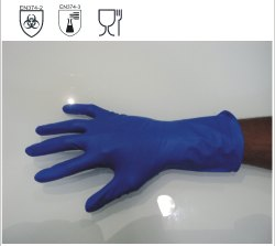KNDT9 Chemical and Liquid Protection Gloves