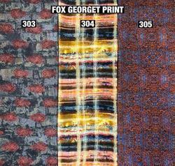 Fox Georgette Fabrics