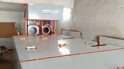 Hexa Plast SWR Socketing Machine