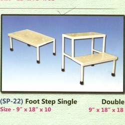SP - 22 Foot Step Single M.S Frame