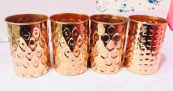 Pure Copper Drinking Tumbler