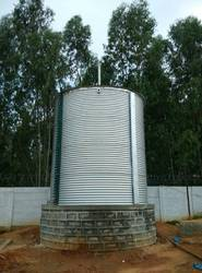Zinc Tank For Water Storage
