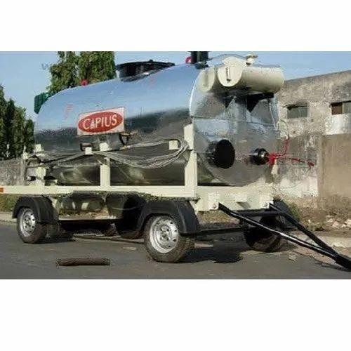 Bitumen Sprayer - Trolley Mounted Bitumen Sprayer Manufacturer from