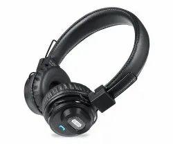 Black Zoook Jazz Duo Bluetooth Headphone