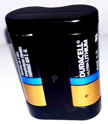 245 Duracell Ultra 6V Battery