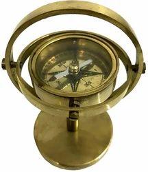 Gimbal Gyroscopic Compass