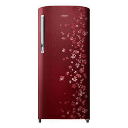 Red 3 Star Rr20n2y2 Samsung Refrigerator, Electricity, Single Door