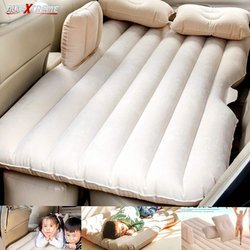 AllExtreme Multi Functional Inflatable Car Mattress for Rest,Travel, Leisure and Entertainment