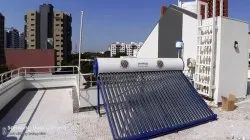 GRE Evacuated Tube Collector (ETC) Solar Water Heater, Capacity: 300 LPD