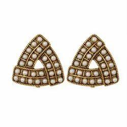 Studs Earrings-9004