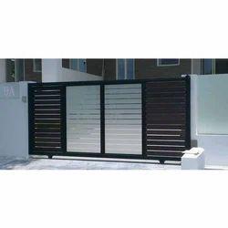 Aluminium Designer Gate
