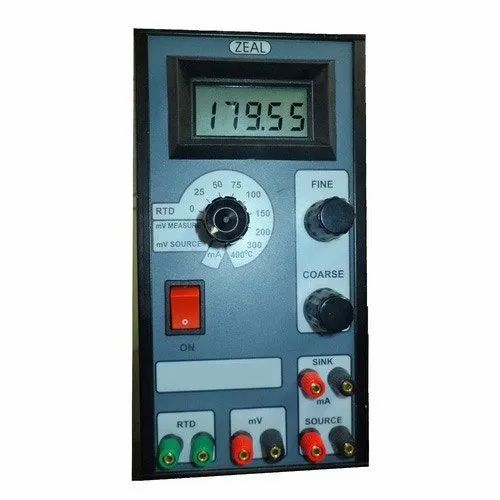 Battery Operated Universal Calibrator