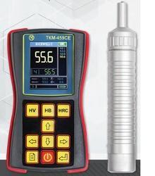 Portable Ultrasonic UCI Hardness Tester